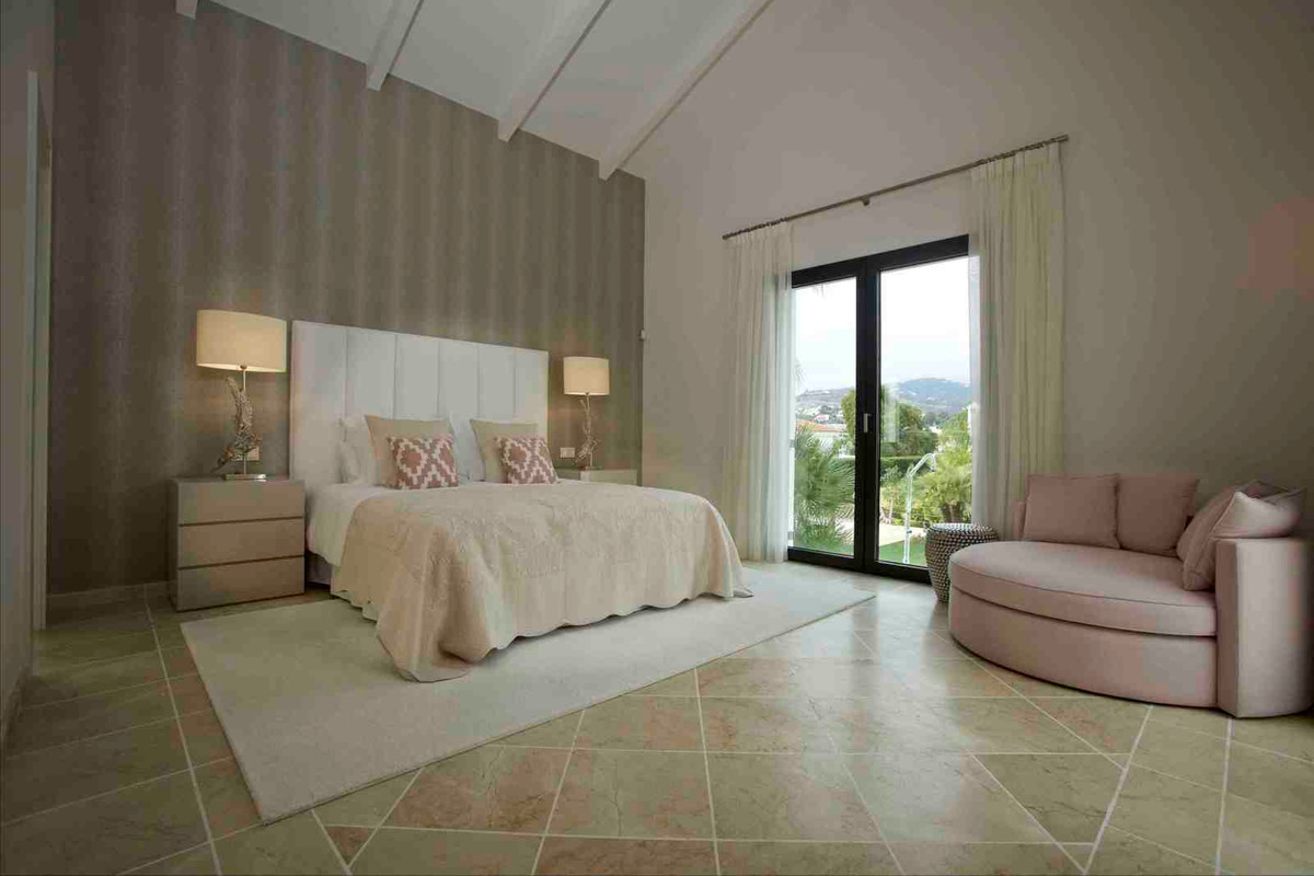 NEWLY RENOVATED VILLA MODERN STYLE IN LOS NARANJOS GOLF!  Luxury villa consisting of 4 bedrooms, wit,Spain