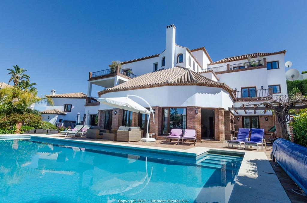 Villa 5 Dormitorios en Venta La Cala Golf
