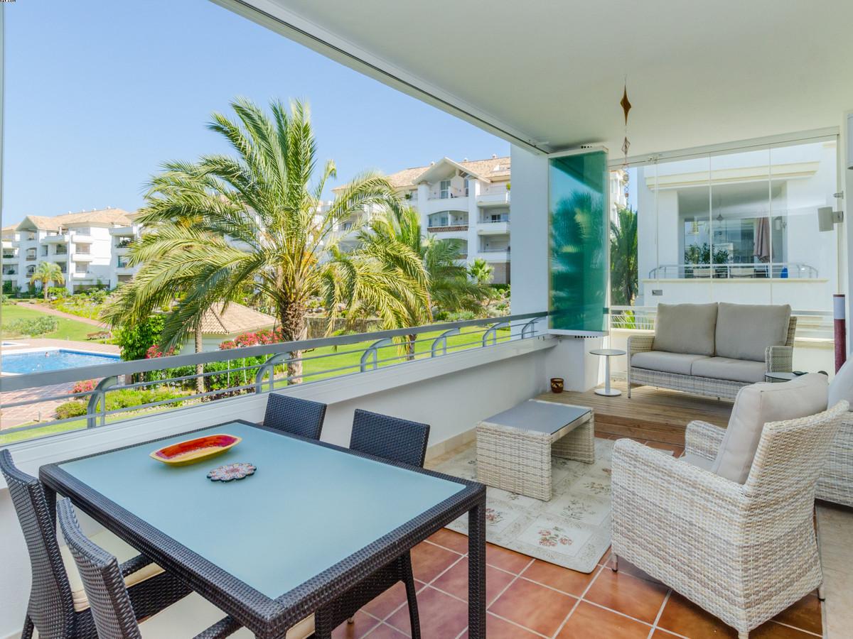 Luxurious 3 bedroom, 3 bathroom apartment in the La Cala Golf Resort, being elevated ground floor at,Spain