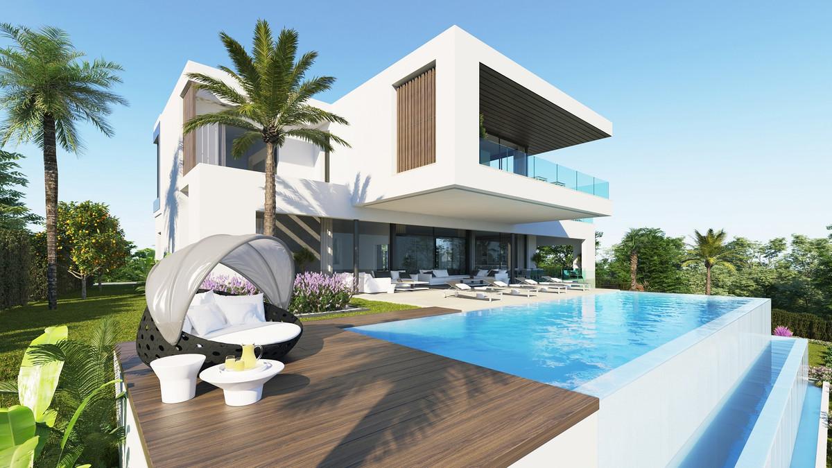 Residential Plot + Plot (with Building License) Turnkey Construction, Benahavis, Costa del Sol. Gard,Spain