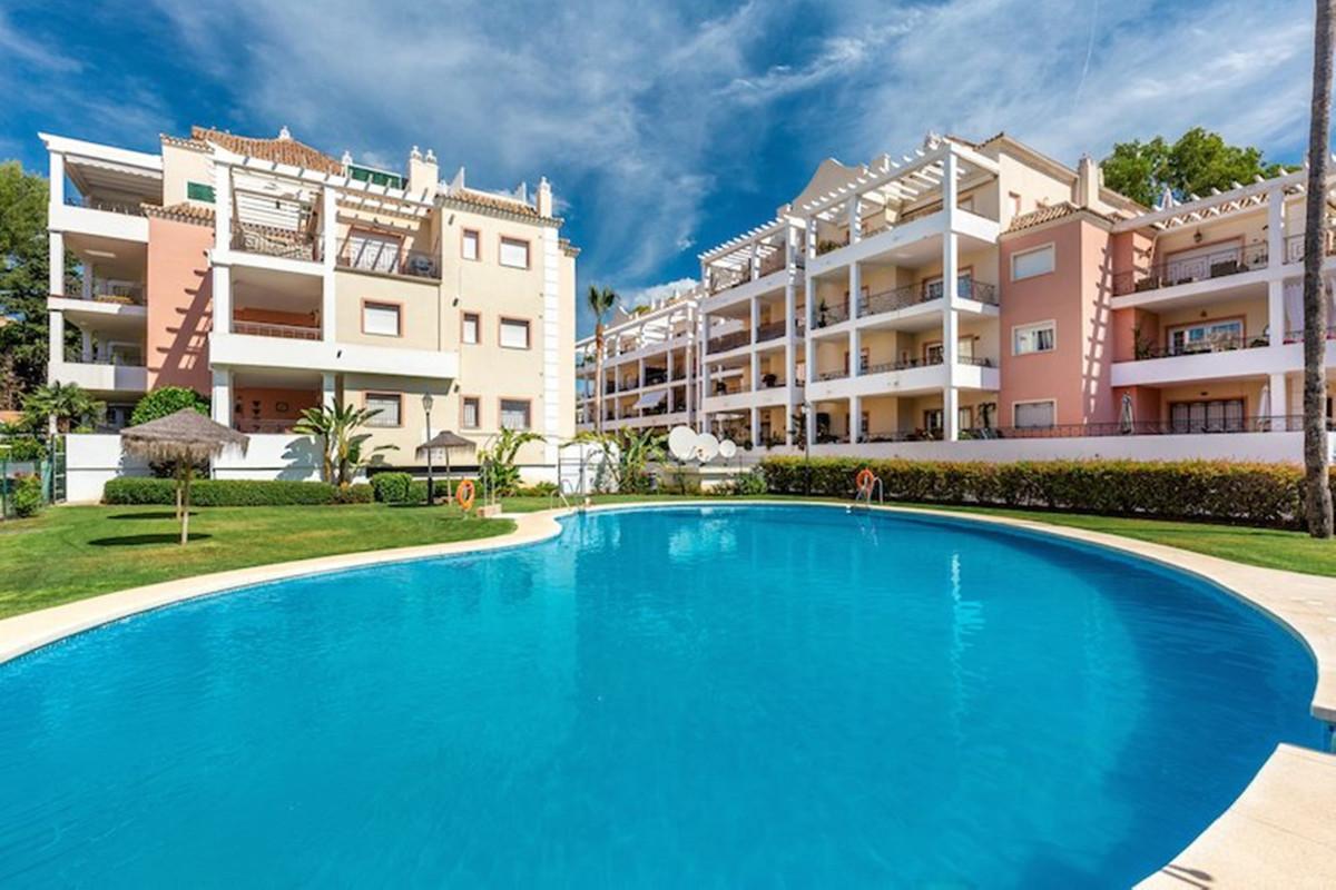 River Garden ,Middle Floor Apartment, Nueva Andalucia, Costa del Sol. 3 Bedrooms, 2 Bathrooms, Built,Spain
