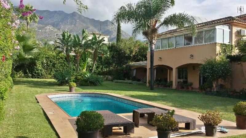 Villa Individuelle à The Golden Mile R2291351