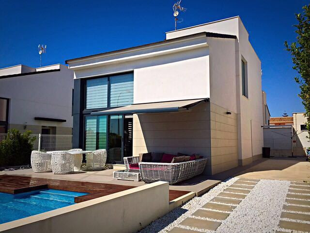 Semi-Detached House, San Javier, Murcia (Costa Calida). 3 Bedrooms, 3 Bathrooms, Built 0 m².  Settin,Spain