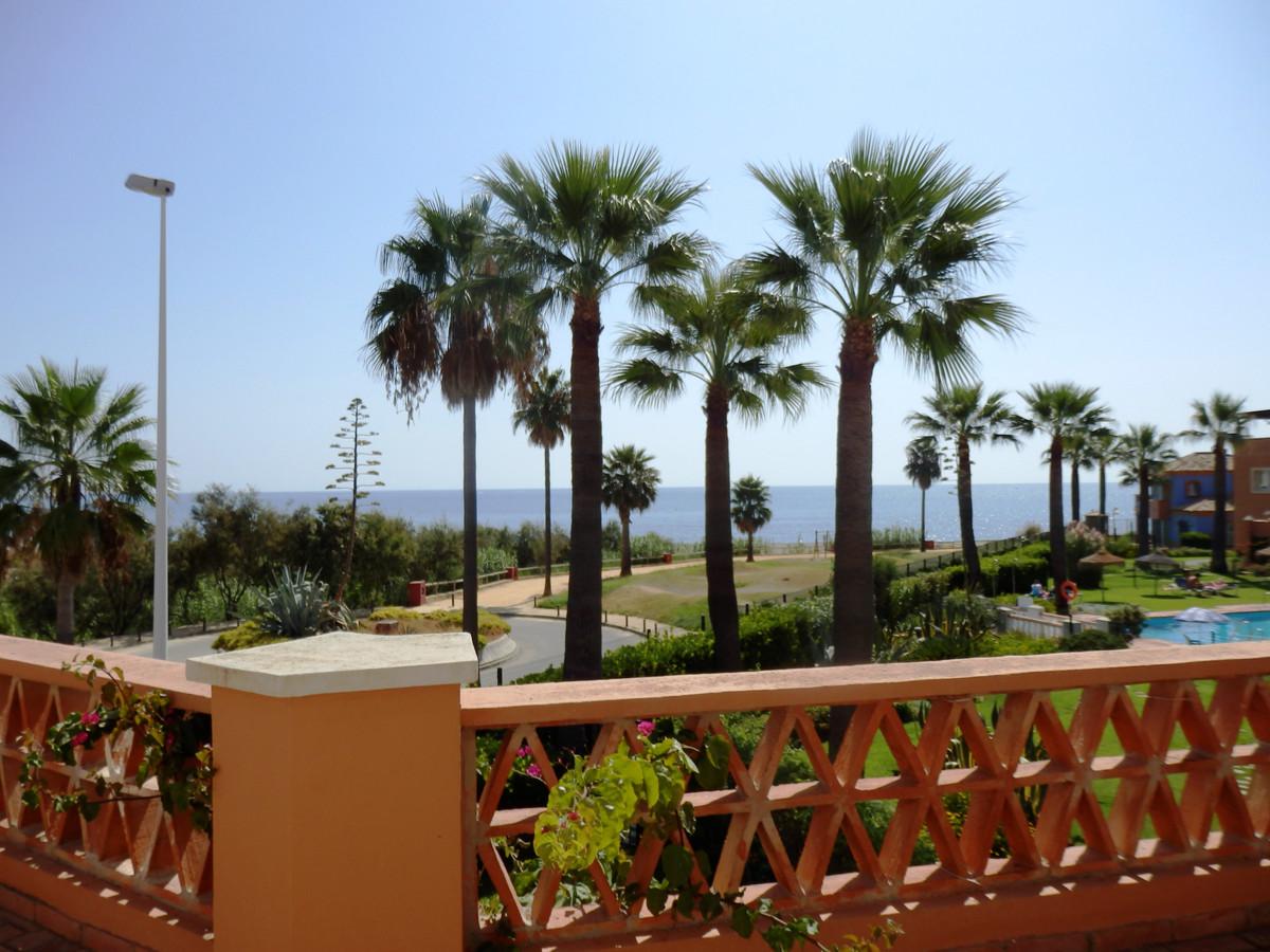 Beachfron Townhouse, Casares Playa, Costa del Sol. 3 Bedrooms, 3 Bathrooms, Built 449 m², Terrace 45,Spain