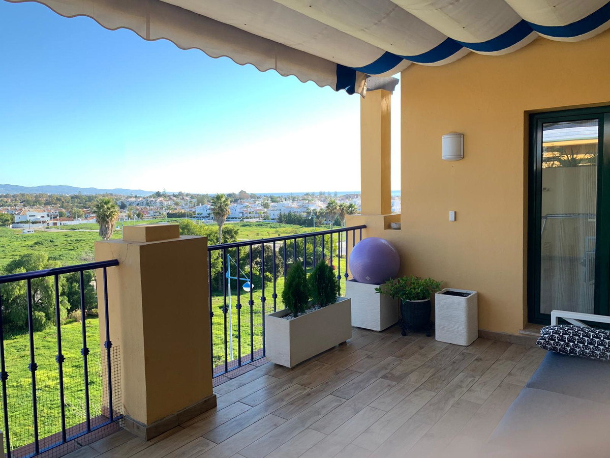 Middle Floor Apartment in San Pedro de Alcántara R3341650