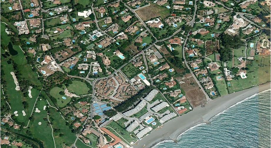Residential Plot, Guadalmina Baja, Costa del Sol. Garden/Plot 2500 m². Parcela minima 2.000m2 y edifSpain