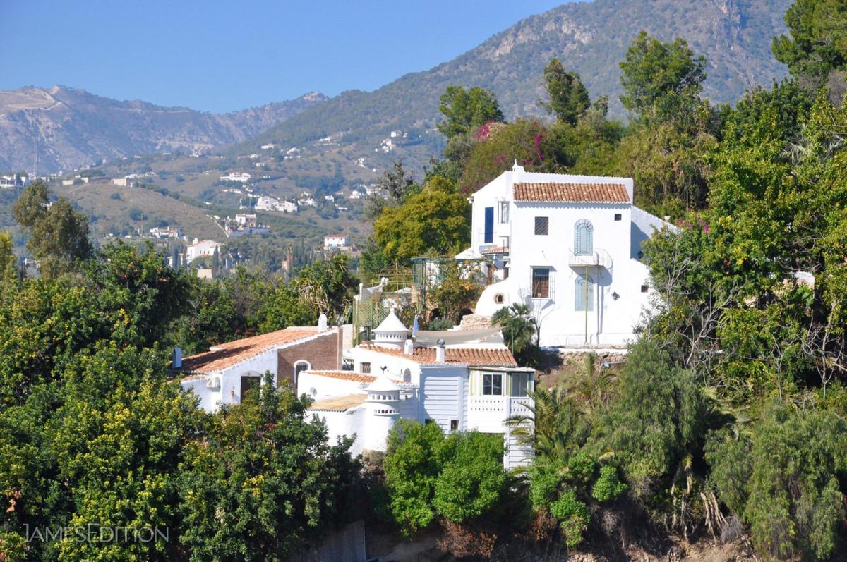 Ref:R3800458 Villa - Detached For Sale in Frigiliana