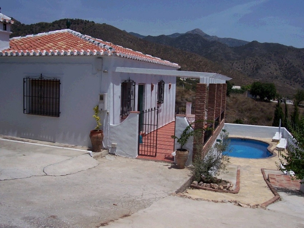 Ref:R3784600 Villa - Detached For Sale in Frigiliana