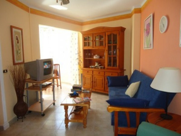 South facing, one bedroom apartment located on the fifth floor, close to the Promenade on Torrox CosSpain