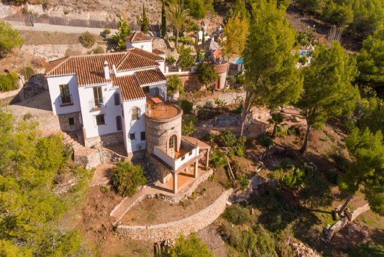 Ref:R3258910 Villa - Detached For Sale in Frigiliana