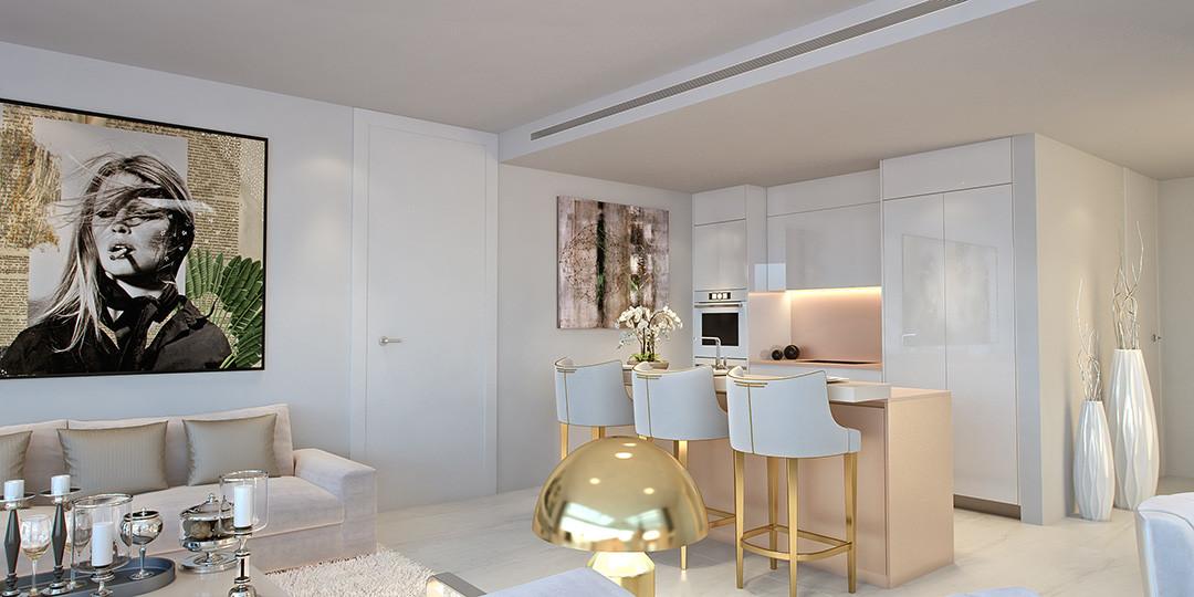 Apartamento con 2 Dormitorios en Venta Ojén