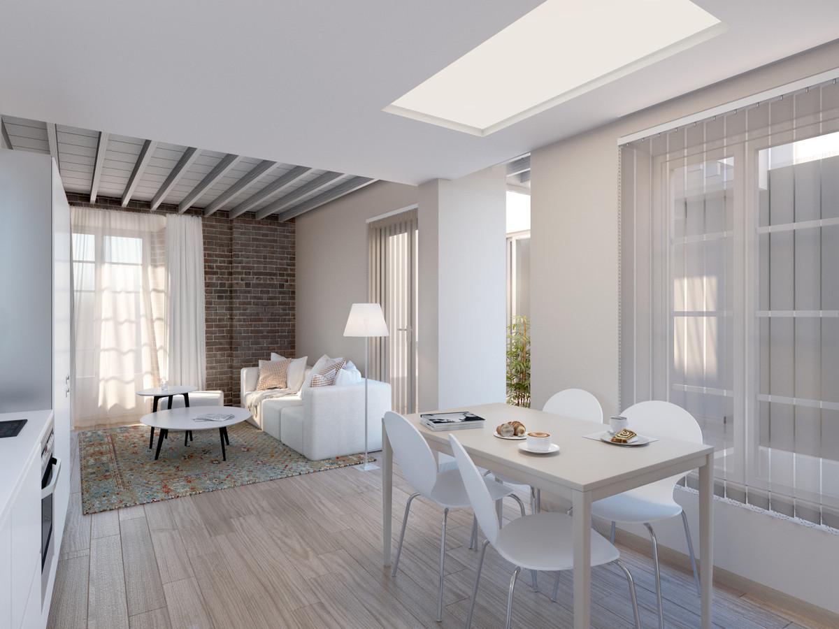 Middle Floor Studio for sale in Málaga