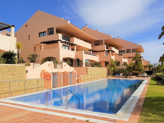 Nice ground floor apartment in upper Calahonda in Mijas Costa. Finished in 2004, this community offe,Spain