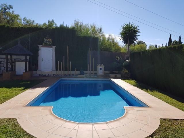 Detached Villa for rent in La Cala de Mijas