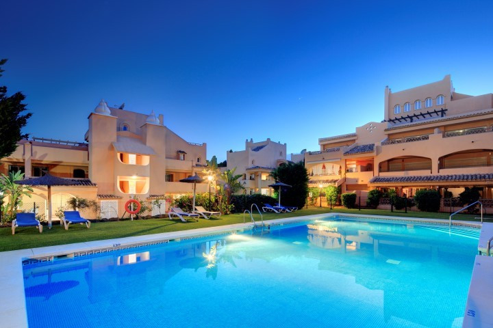 Ground Floor Apartment for rent in Elviria