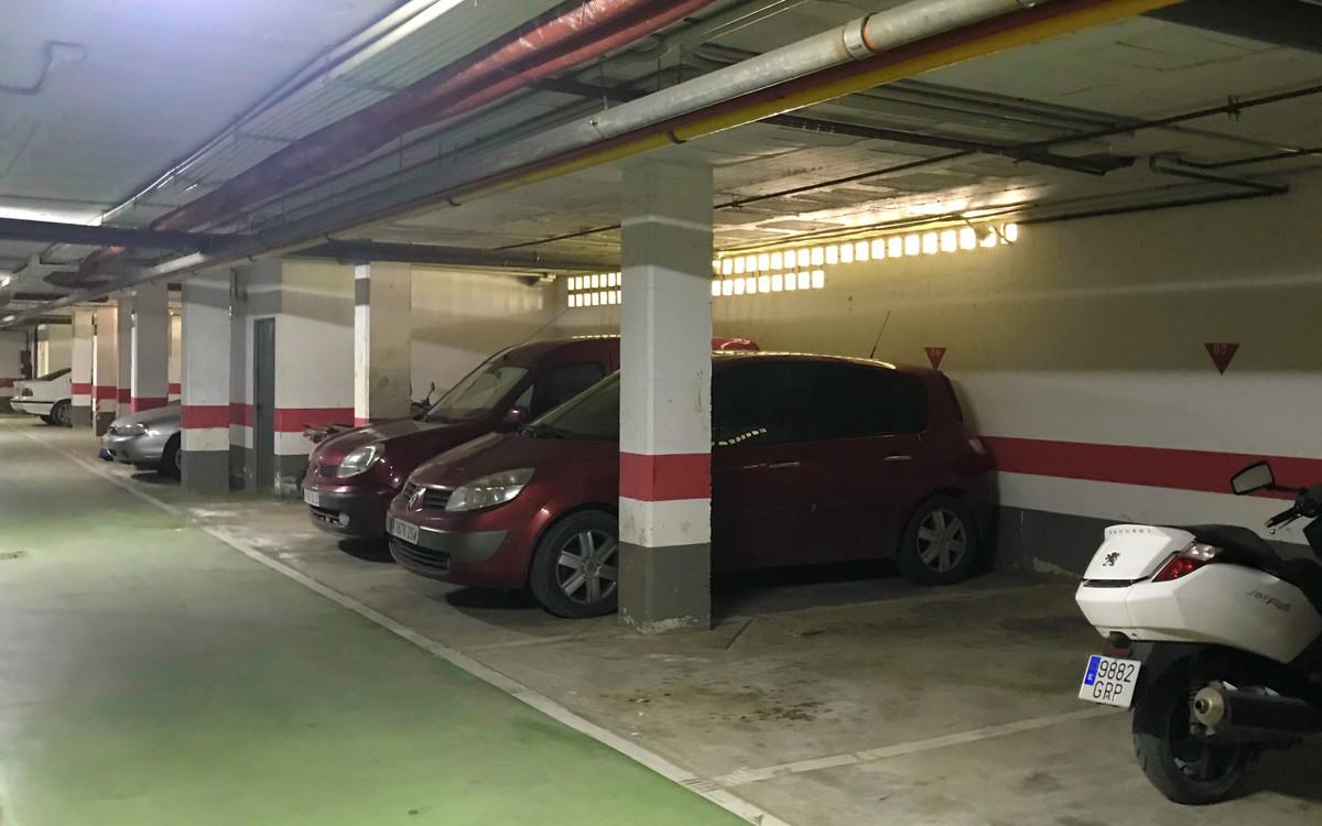 Parking Space For Sale Mijas Golf