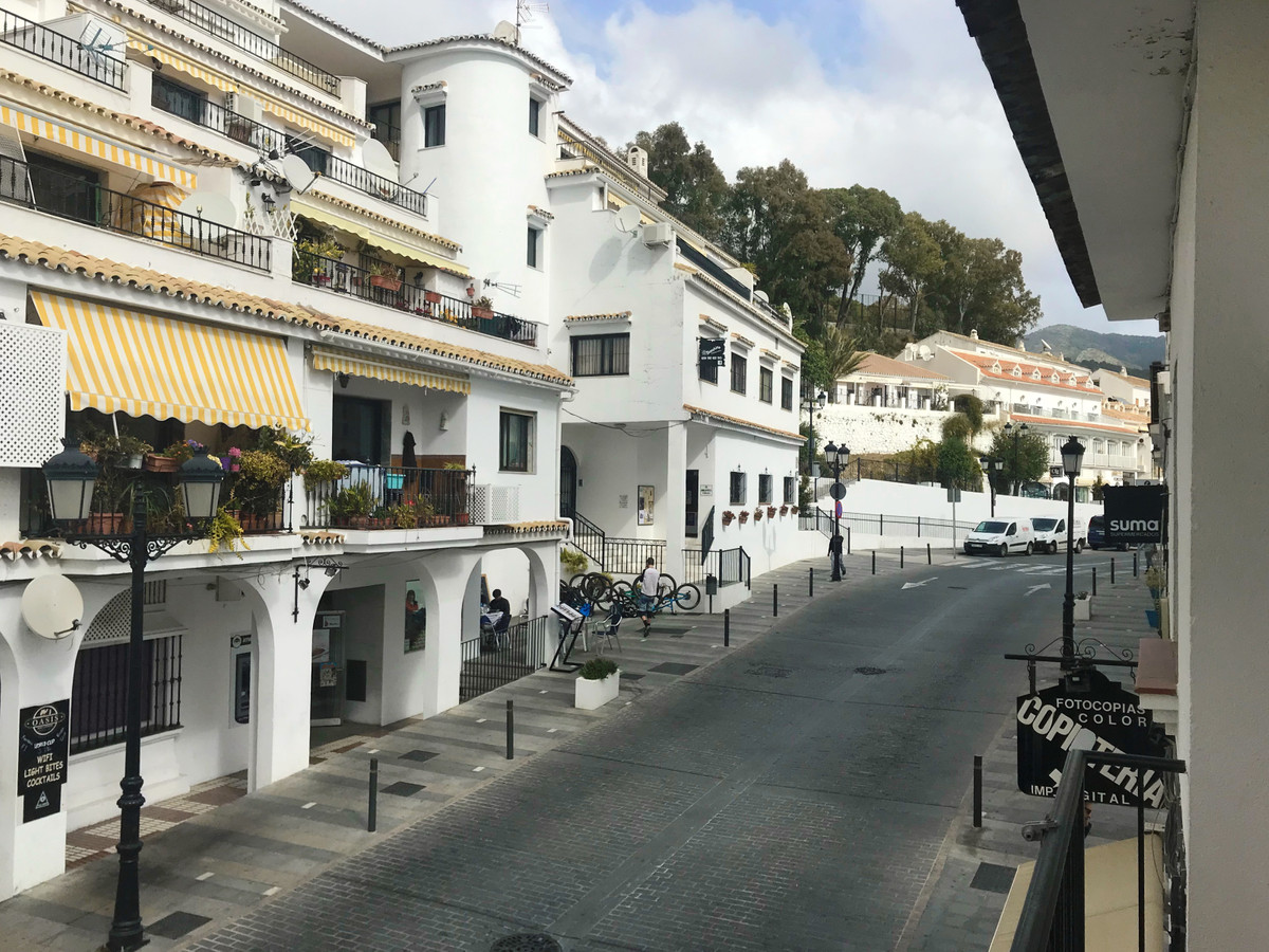 SPACIOUS PENTHOUSE APARTMENT located in the HEART of  MIJAS PUEBLO!! Lovely south-facing views, part,Spain