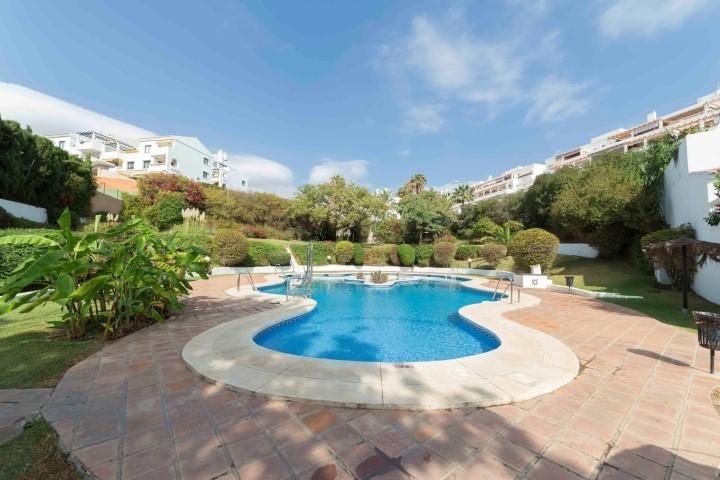 Middle Floor Apartment, Benalmadena Costa, Costa del Sol. 3 Bedrooms, 1 Bathroom, Built 92 m², Terra,Spain