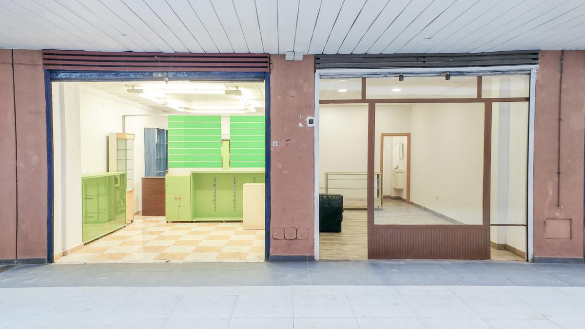 Commercial Premises, Fuengirola, Costa del Sol. Built 70 m².  Setting : Beachfront, Town, Commercial,Spain