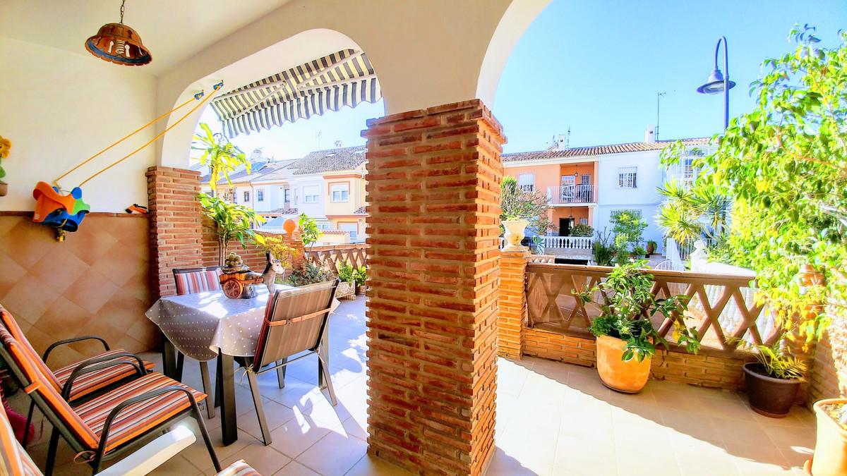 Townhouse, Fuengirola, Costa del Sol. 4 Bedrooms, 2.5 Bathrooms, Built 174 m², Terrace 40 m².  Setti,Spain