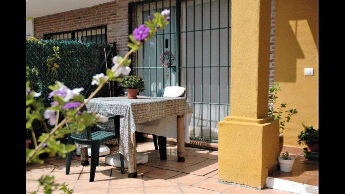 Fantastic townhouse located next to the Guadalmina River in the town of Benahavis. Benahavis is loca,Spain
