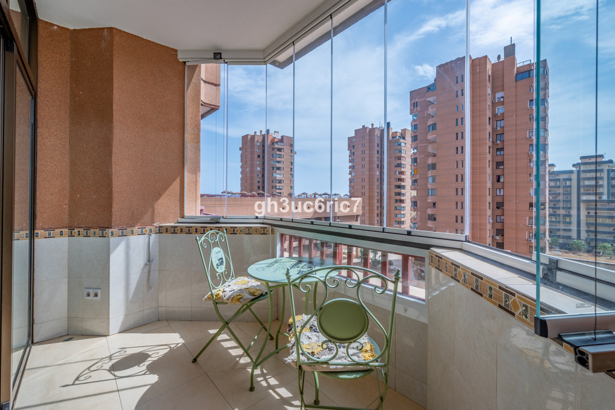 Completely renovated 1 Bedroom Apartment located in Hotel Las Palmeras on the beachfront by the Fuen,Spain