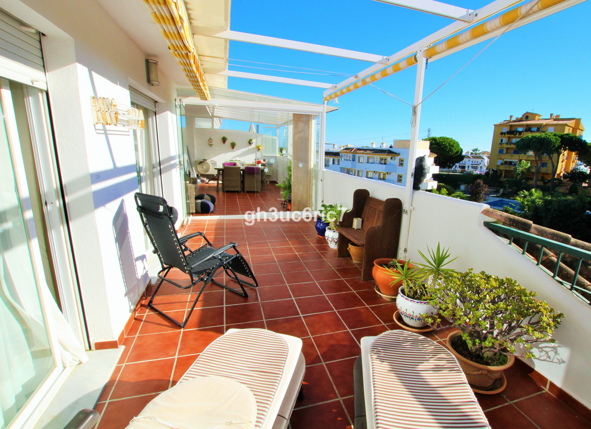 Penthouse Til salg i Calahonda R3281170