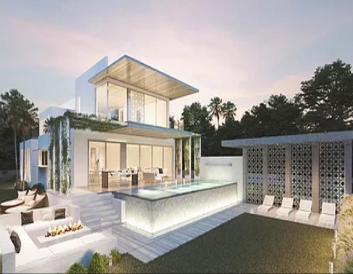 Villa Til salg i Guadalmina Baja R3938863