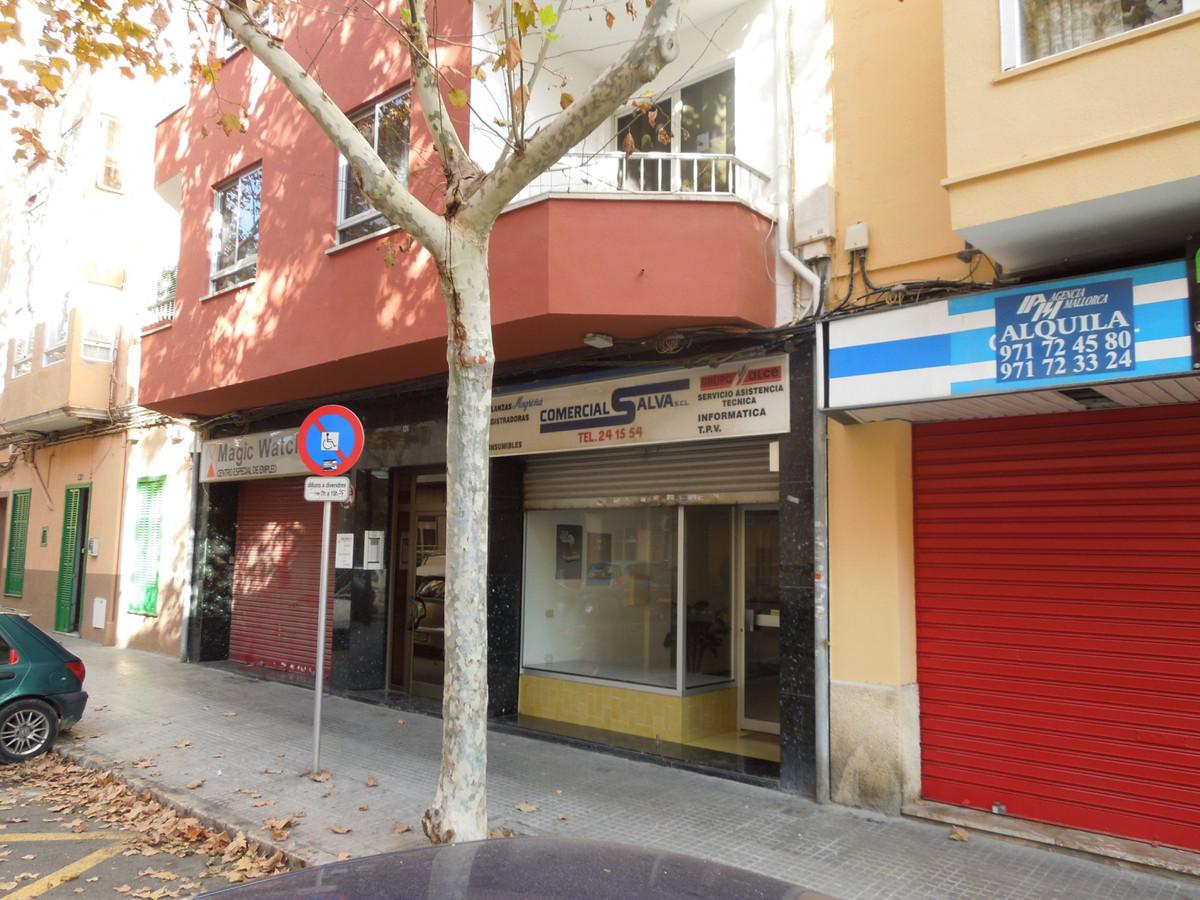 Business, Palma de Mallorca, Mallorca. Built 117 m², Terrace 10 m².  Setting : Town. Condition : Ren,Spain