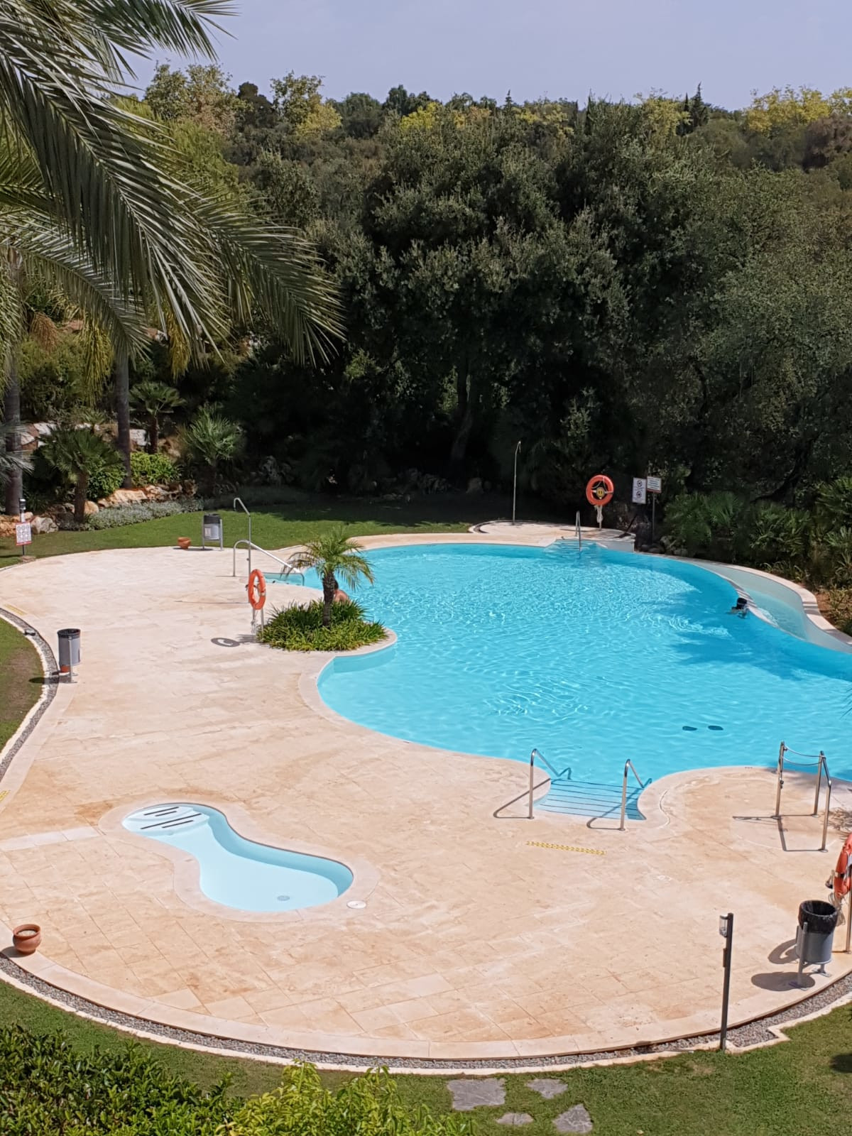 Sotogrande Valgrande, stunning apartment located opposite to Valderrama Golf Club entrance.  Groundf,Spain