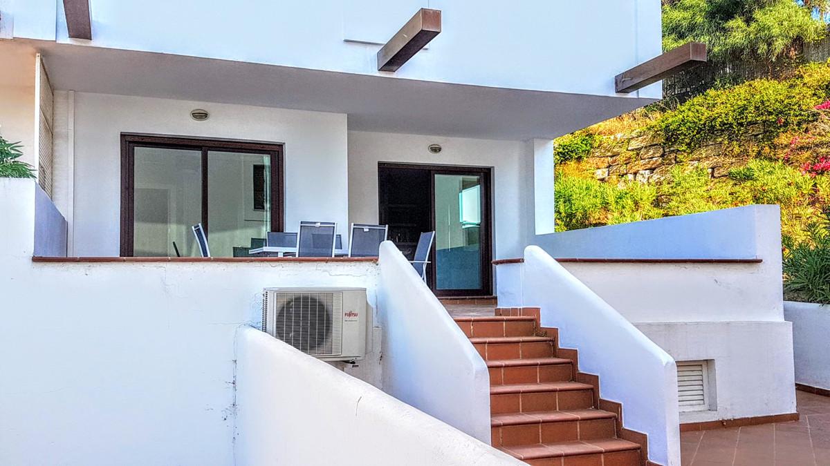 Apartamento Planta Baja en Mijas Golf, Costa del Sol