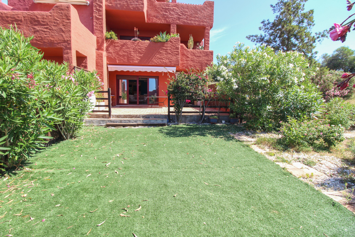 Superb ground floor south facing apartment located within the Casares Golf area, only a few minutes ,Spain