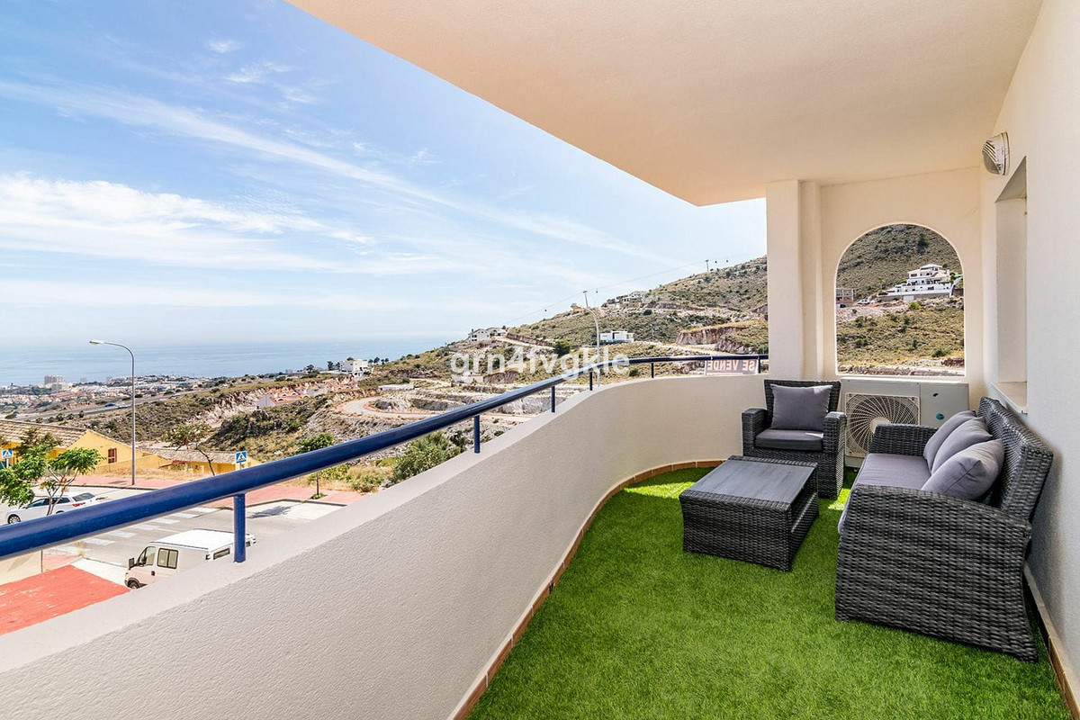 Sale of duplex penthouse area of Santangelo Norte, Arroyo de la miel, in perfect condition to move i,Spain