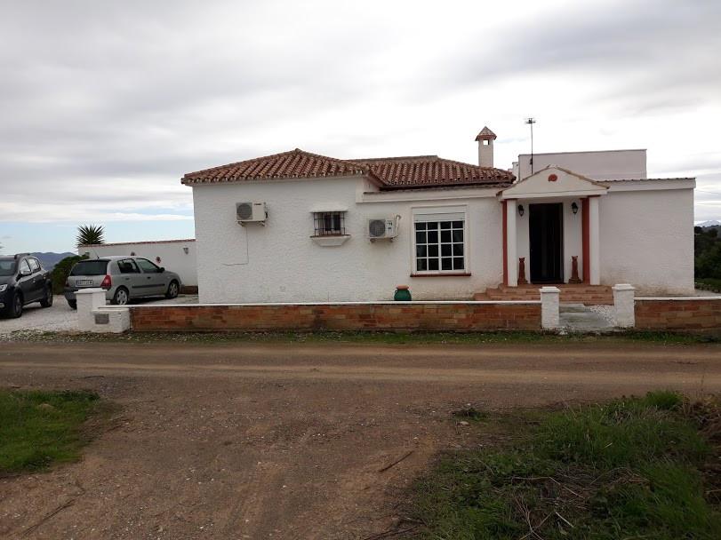 Detached Villa, Almogia, Costa del Sol. 3 Bedrooms, 2 Bathrooms, Built 84 m2- Terrace 65 m2- Garden/,Spain