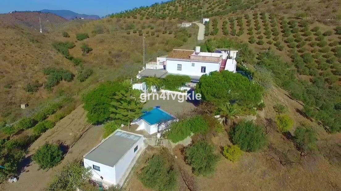 Villa, Finca  en vente    à Pizarra