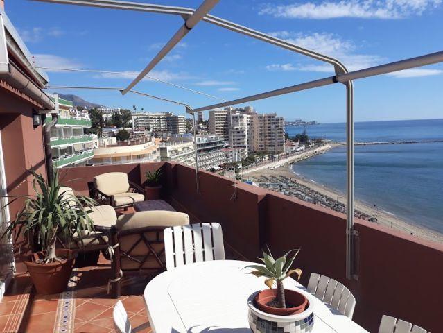 Penthouse, Fuengirola, Costa del Sol. 2 Bedrooms, 1 Bathroom, Built 110 m², Terrace 268 m².  Setting,Spain