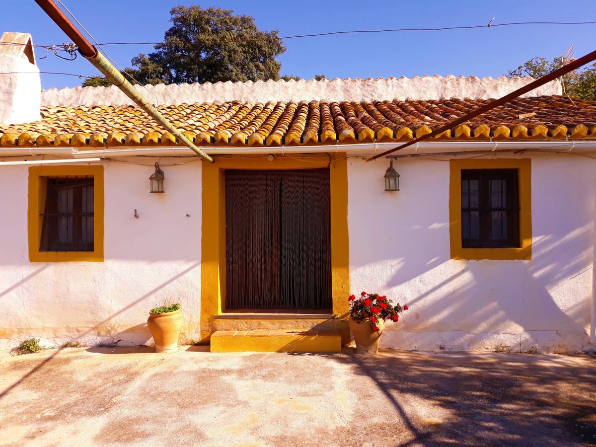 Finca - Cortijo, Almogia, Costa del Sol. NO AFO 3 Bedrooms, 1 Bathroom, Built 120 m², Terrace 45 m²,,Spain