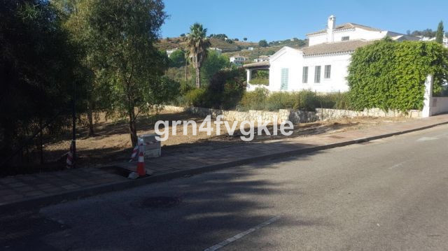 """Plot 18 D-  1091m2   -  The plot 18 D in the middle of the golf course """"La Cala Resort"""" in,Spain"""