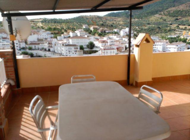 Townhouse, Tolox, Costa del Sol. 4 Bedrooms, 1 Bathroom, Built 112 m², Terrace 35 m².  Setting : Cou,Spain