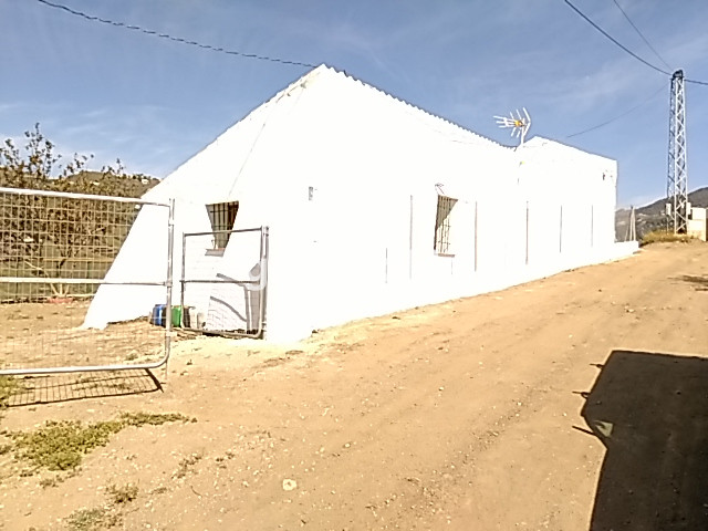 Finca - Cortijo, Frigiliana, Costa del Sol East. 6 Bedrooms, 1 Bathroom, Built 87 m², Garden/Plot 53,Spain