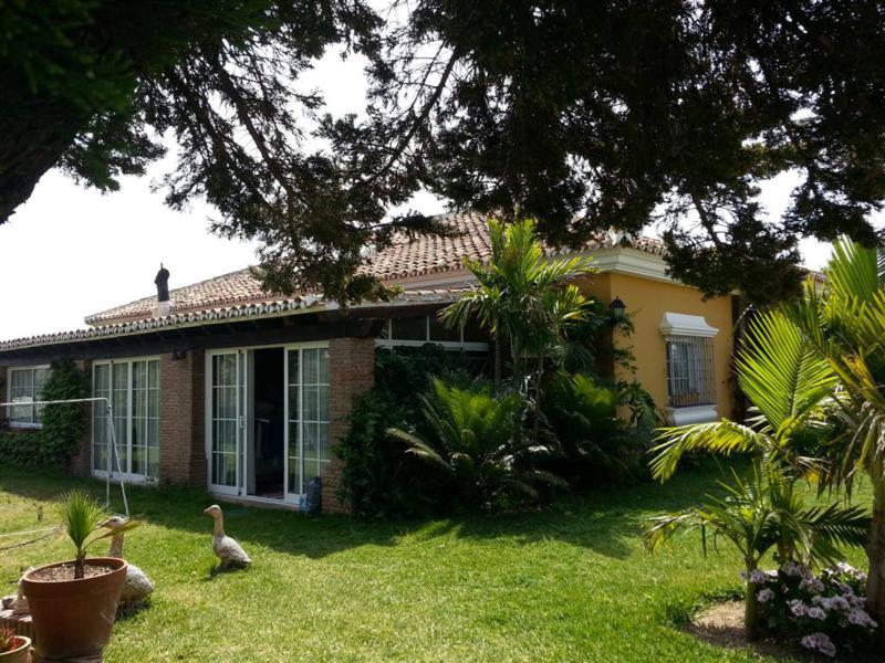 Detached Villa, Mijas, Costa del Sol. 4 Bedrooms, 3 Bathrooms, Built 193 m², Garden/Plot 1605 m². VI,Spain