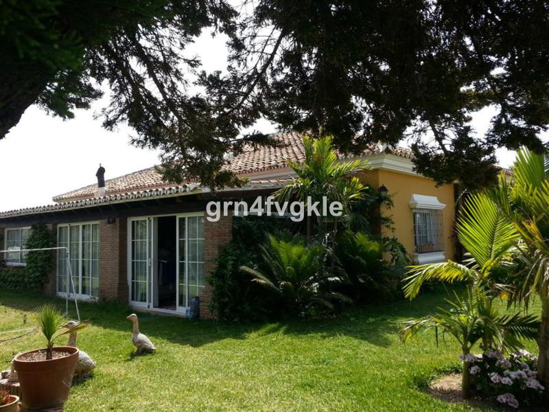 Villa Individuelle à Campo Mijas R2413784
