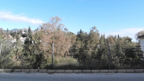 Terreno en Venta en Campo Mijas
