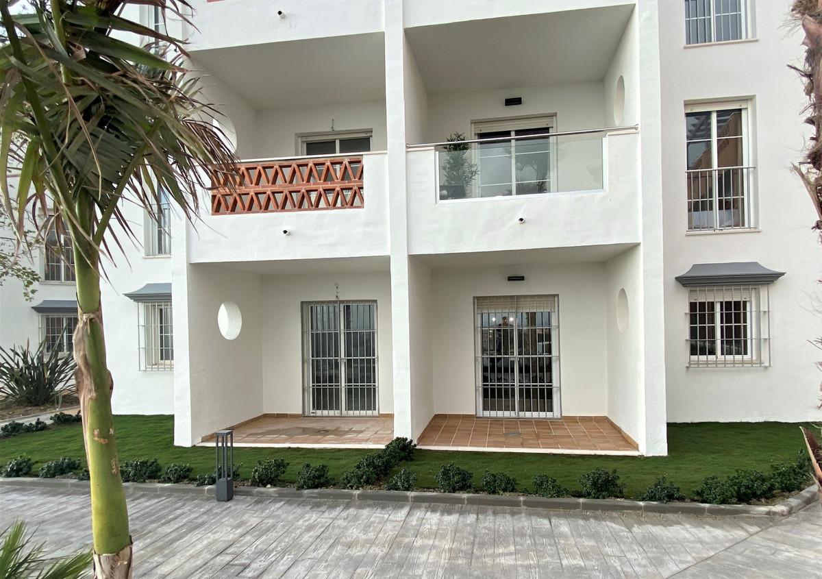 Ground Floor Apartment in Manilva