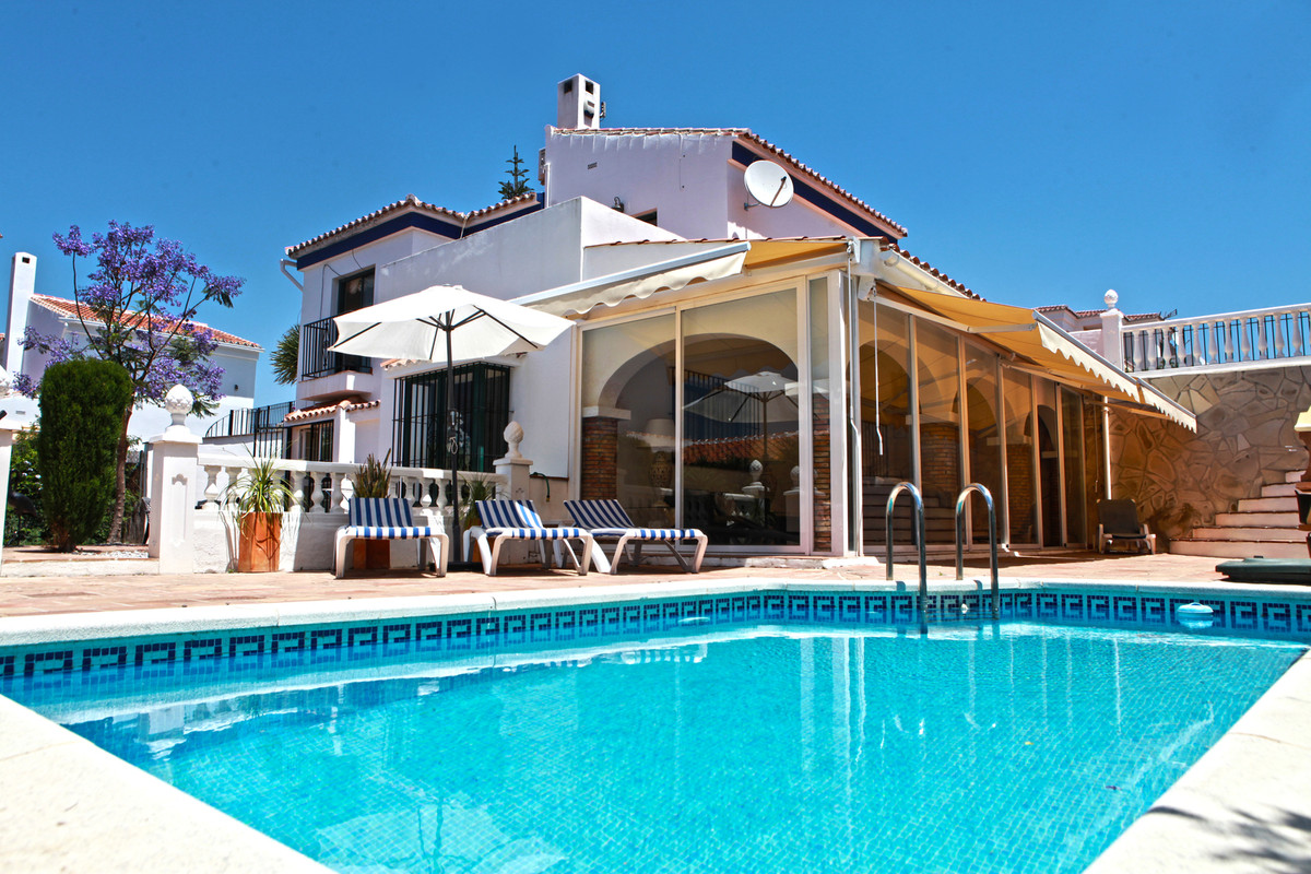 An exceptional detached villa in a much sought-after location, within walking distance to bars, rest,Spain