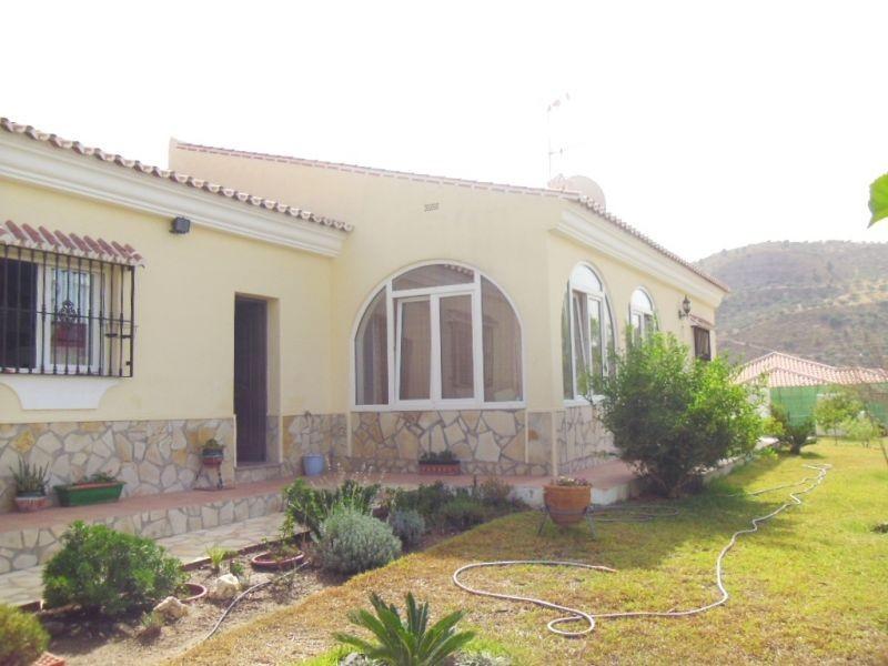 Villa for Sale in Alcaucín, Costa del Sol East