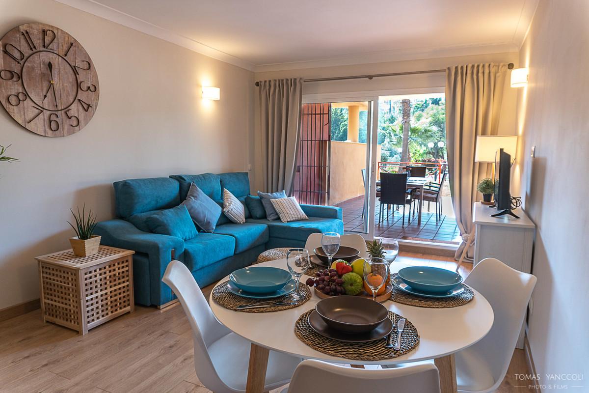 Ground Floor Apartment for sale in Reserva de Marbella R3501721