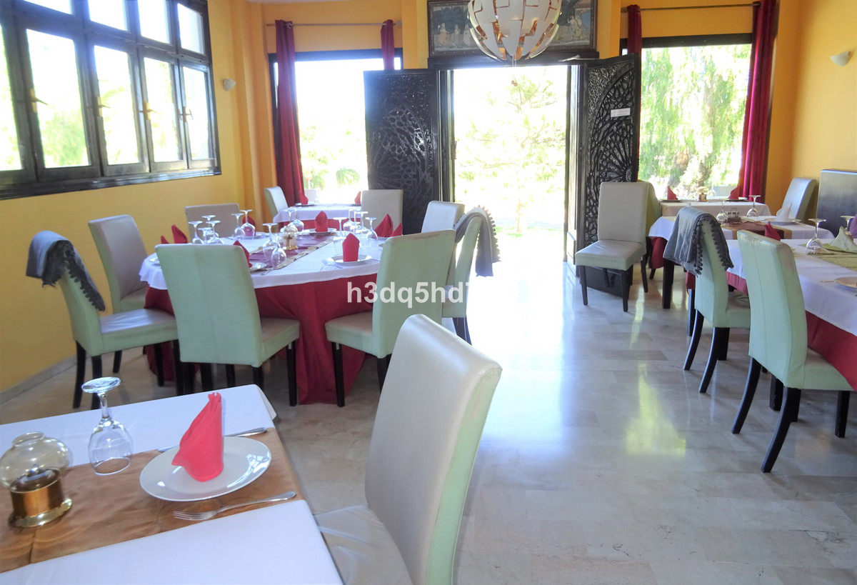 Commerce  Restaurant en vente   à Mijas Costa