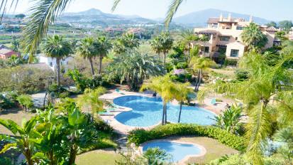 "Magnificent views !!! Located in the exclusive Urbanization ""El Campanario"". This apartmen,Spain"