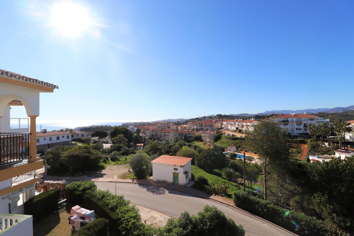 Top Floor Apartment, El Faro, Costa del Sol. 2 Bedrooms, 1 Bathroom, Built 57 m2, Terrace 13 m2.  Se,Spain
